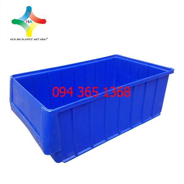 Thùng nhựa đặc (sóng nhựa bít) KPT01