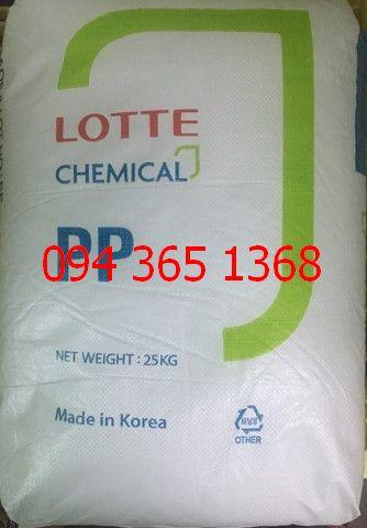 Hạt nhựa PP JH 350 LOTTE