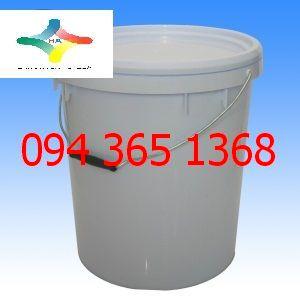 Vỏ thùng sơn 12L