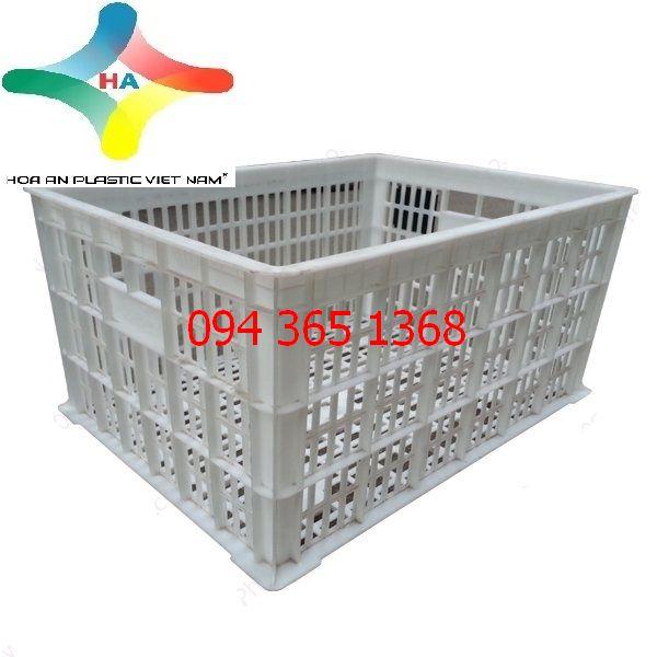 Sóng nhựa (rổ nhựa) YM005