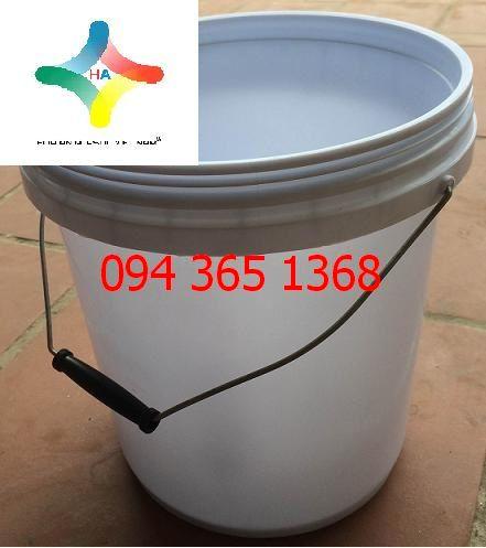 Vỏ thùng sơn 10L