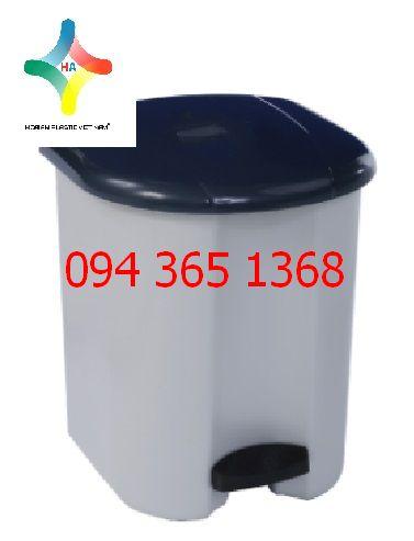 Thùng rác nhựa 416