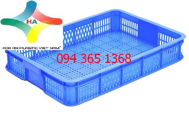 Sóng nhựa (rổ nhựa) E1060
