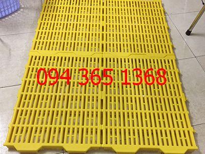 Tấm nhựa lót sàn 40*55