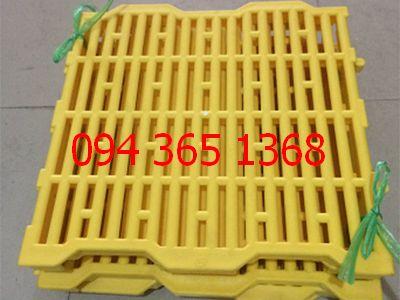 Tấm Nhựa Lót Sàn 40*40 cm