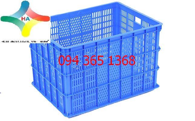 Sóng nhựa (rổ nhựa) E1077