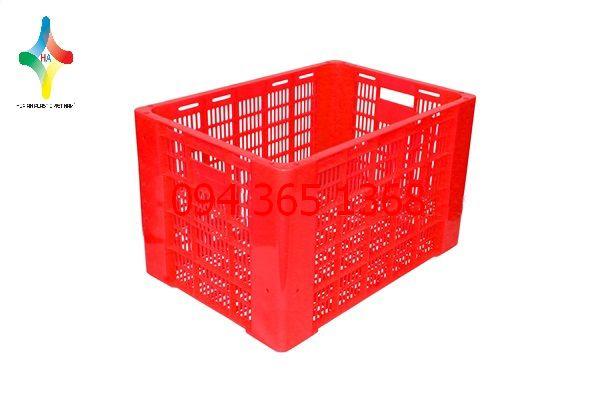Thùng nhựa rỗng (sóng nhựa hở) HS032-SH