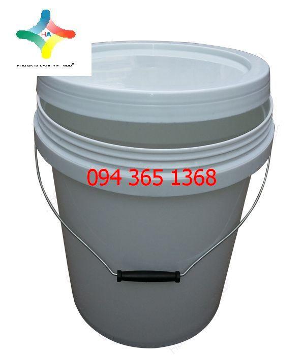 Vỏ thùng sơn 18L