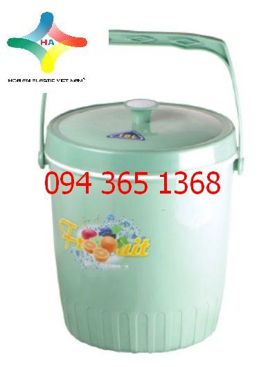 Thùng giữ lạnh (thùng đá) 26L